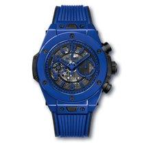 Hublot Big Bang Unico nowość Automatyczny Chronograf Zegarek z oryginalnym pudełkiem i oryginalnymi dokumentami 411.ES.5119.RX