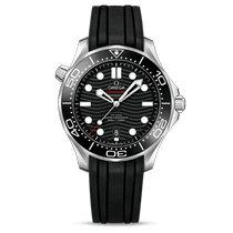Omega 210.32.42.20.01.001 Acier Seamaster Diver 300 M 42mm nouveau
