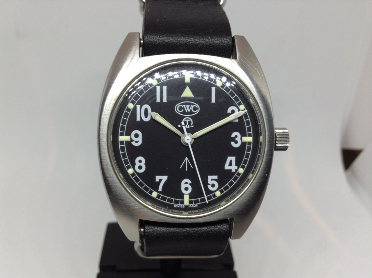 CWC CWC military watch 1987 подержанные