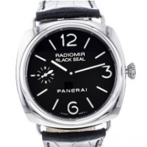 Panerai Radiomir Black Seal Acier 45mm France, Bordeaux