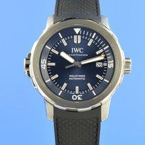 IWC Aquatimer Automatic Stahl 42mm Blau Deutschland, Berlin