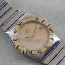 Omega Constellation Day-Date Gold/Stahl 33,5mm Weiß Keine Ziffern Deutschland, Buxtehude