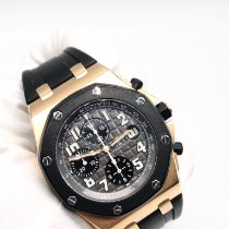 Audemars Piguet Royal Oak Offshore Chronograph Rose gold 42mm Black Arabic numerals United Kingdom, London