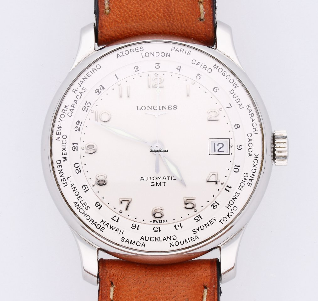 Longines Master Collection L2.631.4 pre-owned