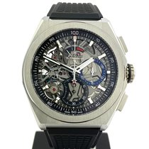 Zenith Titan 44mm Automatisk 95.9000.9004/78.R782 ny