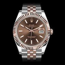 Rolex Datejust II Gold/Steel 41mm Brown United Kingdom, London