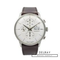 Junghans Steel 40.7mm Automatic 27/4120.01 new United States of America, Florida