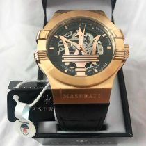Maserati Steel 44mm Automatic R8821108002 new