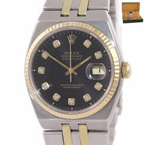 Rolex Datejust Oysterquartz Gold/Steel 36mm Black United States of America, New York