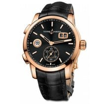 Ulysse Nardin Rose gold 42mm Automatic 3346-126/92 pre-owned United States of America, New York, NY