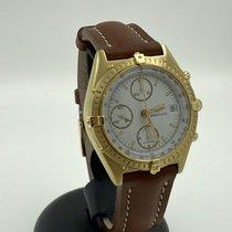 Breitling 81950 Oro amarillo Chronomat 39mm usados