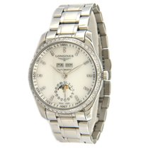 Longines Master Collection 36mm Mother of pearl United States of America, Virginia, Vienna