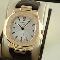 Patek Philippe 5711J-001 Yellow gold 2008 Nautilus 42mm pre-owned