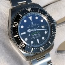Rolex Sea-Dweller Deepsea Steel 44mm Blue No numerals United States of America, Texas, Frisco