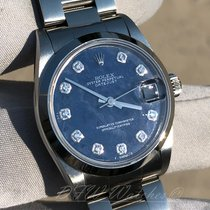 Rolex Lady-Datejust Steel 31mm Silver Roman numerals