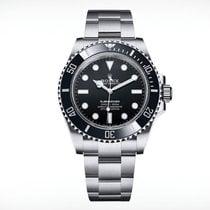 Rolex Submariner (No Date) 124060 Новые Сталь 41mm Автоподзавод
