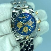 Breitling Chronomat 44 Gold/Steel 44mm Blue No numerals United States of America, Kentucky, Lexington