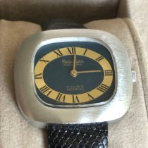 Philip Watch Steel 35mm Manual winding 807 new