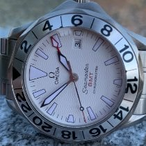 Omega Seamaster Diver 300 M Steel 41mm White No numerals United States of America, Massachusetts, Walpole