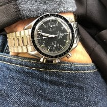 Omega Speedmaster Reduced Steel 39mm Black No numerals United States of America, Florida, Pembroke Pines