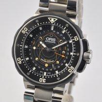 Oris ProDiver Pointer Moon Titanium 49mm Black United States of America, Ohio, Mason