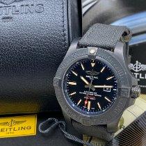 Breitling Avenger Blackbird Титан 48mm Черный