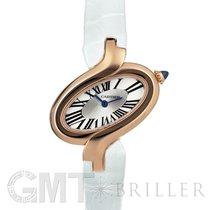 Cartier Délices de Cartier Or rose 20mm Argent