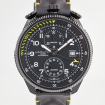 Hamilton Khaki Aviation Steel 46mm Black Arabic numerals United States of America, California, Pleasant Hill