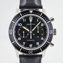 Zenith Pilot Type 20 Steel 43mm Black Arabic numerals United States of America, California, Pleasant Hill