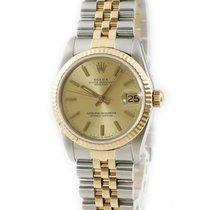 Rolex 68273 Or jaune Lady-Datejust occasion