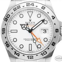 Rolex Explorer II Acél 42mm Fehér