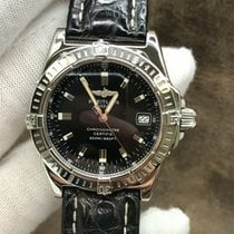 Breitling Callisto Steel 35mm Black United States of America, New York, New York