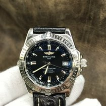 Breitling Callisto Steel 35mm United States of America, New York