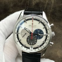 Zenith El Primero 36'000 VpH Steel 42mm United States of America, New York