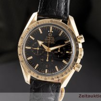 Omega Speedmaster Broad Arrow 41.5mm Noir