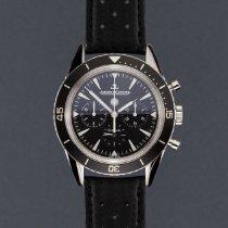 Jaeger-LeCoultre Deep Sea Chronograph Сталь 42mm Черный