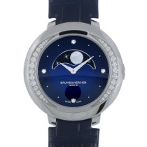 Baume & Mercier Promesse Steel 34mm Blue United States of America, Pennsylvania, Southampton