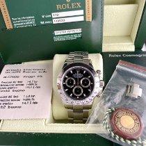 Rolex 116520 Acciaio 2007 Daytona 40mm usato Italia, Arzignano
