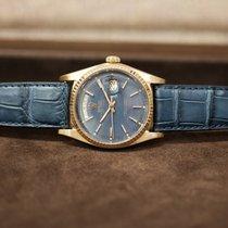 Rolex Day-Date 36 Gelbgold 36mm Gold Keine Ziffern Schweiz, Ascona