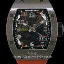 Richard Mille RM 029 Titan 39mm Transparent Arabisch