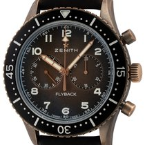 Zenith Pilot Type 20 Bronze 43mm Bronze United States of America, Texas