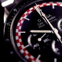 欧米茄 Speedmaster Professional Moonwatch 钢 黑色 无数字 中国, Beijing