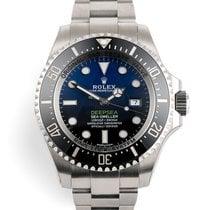 Rolex Steel Automatic 44mm Sea-Dweller Deepsea
