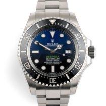 Rolex Sea-Dweller Deepsea Steel 44mm United Kingdom