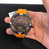 Tissot T-Touch Expert Solar T110.420.44.051.00 Très bon Titane 45mm Quartz France, aubiere