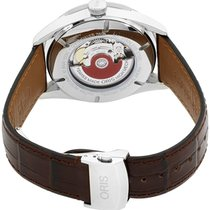 Oris Artix Pointer Gold/Steel Silver