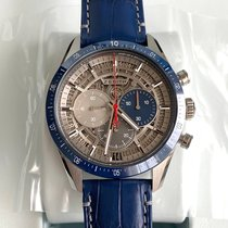 Zenith El Primero Chronomaster Titanium 42mm Transparent No numerals