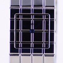 Chopard Ice Cube Stahl 22mm Silber Keine Ziffern Deutschland
