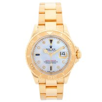 Rolex Yacht-Master 16628 Very good Yellow gold 40mm Automatic United States of America, Texas, Dallas