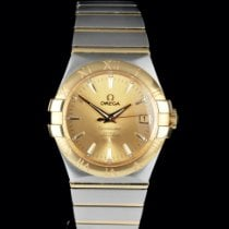 Omega Constellation Men Gold/Steel 38mm Champagne South Africa, Pretoria